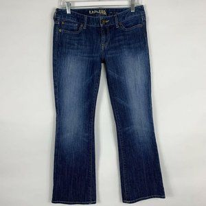 Express Jeans Womens 6s Stella Bootcut Low Rise